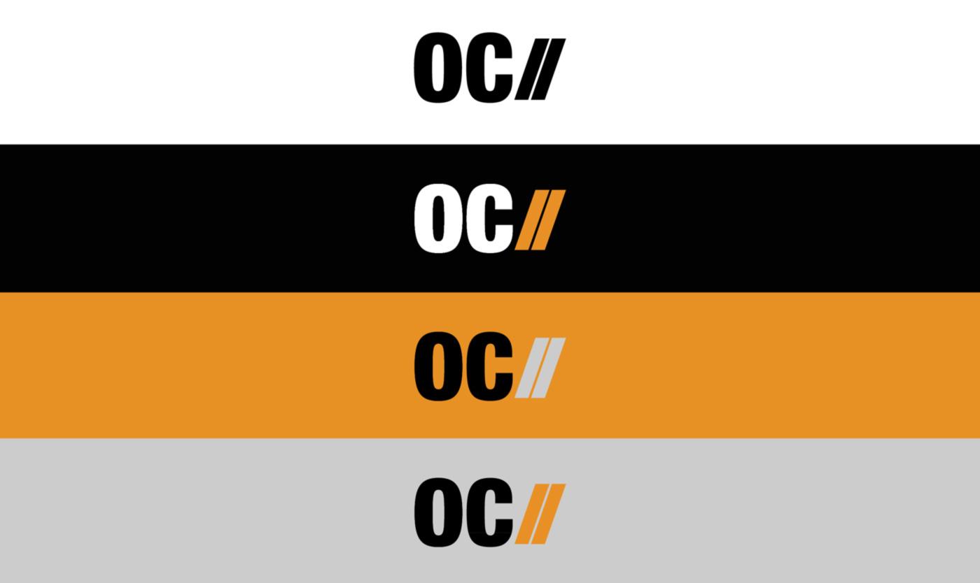 combinación colores OC